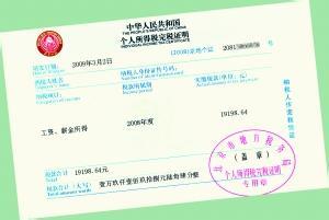 税单翻译案例