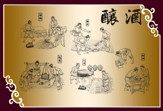 酿酒翻译案例