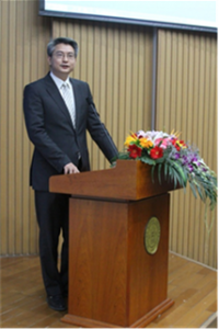 中国葛洲坝集团国际工程有限公司副总经理——石砾