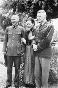 宋美龄与蒋介石