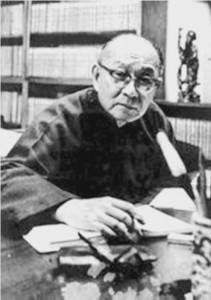 林语堂(1895.10.10 —1976.3.26)