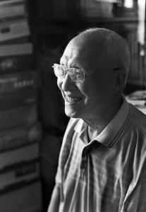 86岁翻译家王智量